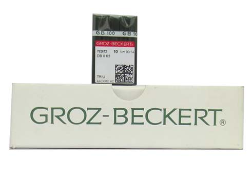 Original Groz beckert DB×K5,Embroidery needles 11#,500pcs
