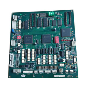 Used Richpeace YRA-C1 main board/main card for embroidery machine