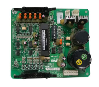 Used SWF THSB13-1, THDV330 detecting board