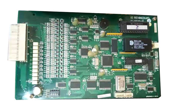 SWF IO rev06(dup) card for embroidery machine ,IO board